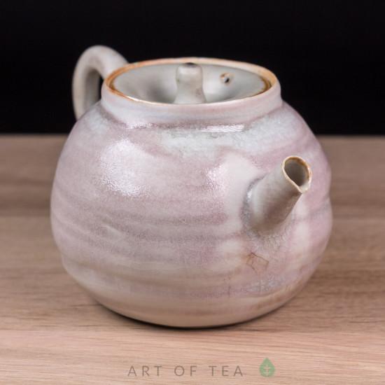 Чайник Лотос Сердца, Цзиндэчжэнь 132, керамика, 150 мл