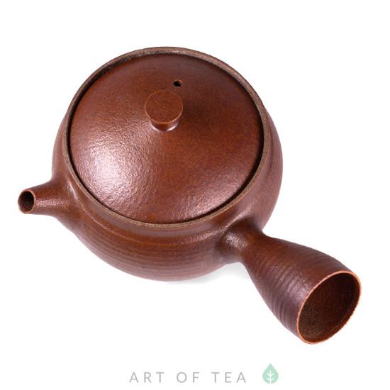 Чайник Золотой Грааль, Цзиндэчжэнь, с боковой ручкой, 200 мл