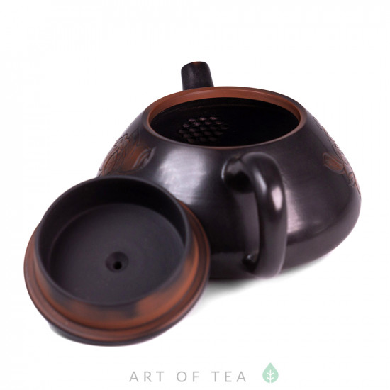 Чайник м148, цзяньшуйская керамика, 190 мл