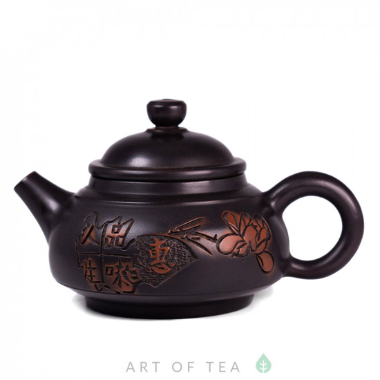 Чайник м136, цзяньшуйская керамика, 190 мл