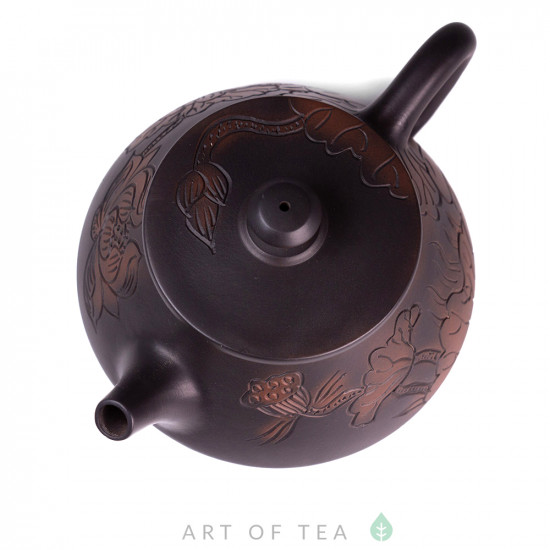 Чайник м144, цзяньшуйская керамика, 220 мл