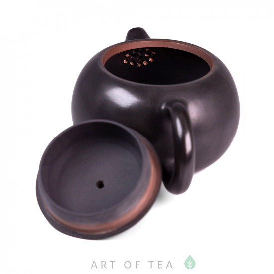 Чайник м143, цзяньшуйская керамика, 210 мл