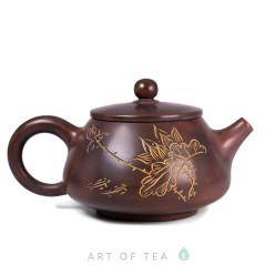 Чайник с153, циньчжоуская керамика, 180 мл
