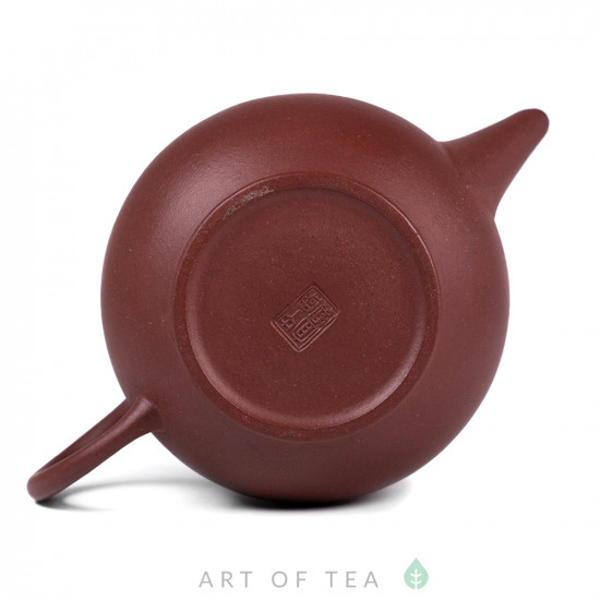 Чайник из исинской глины т419, 165 мл