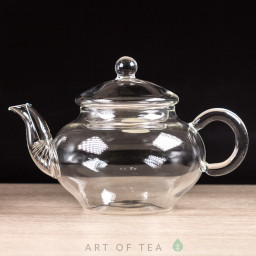 Чайник Классика #2, стекло, 320 мл