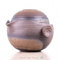 Набор в Тайваньском стиле s79, Гайвань и пиала, керамика, высокотемпературный обжиг