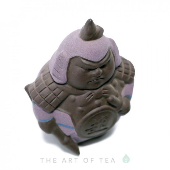 Чайная фигурка Воин 1, глина