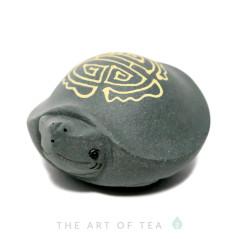 Чайная фигурка Черепашка, глина