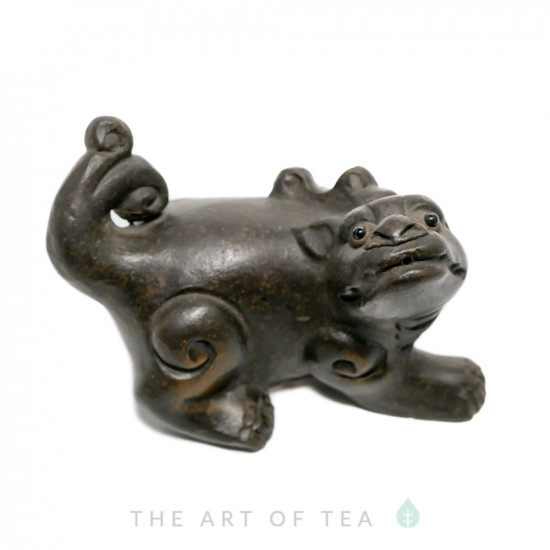 Чайная фигурка Пи Сю 1, глина