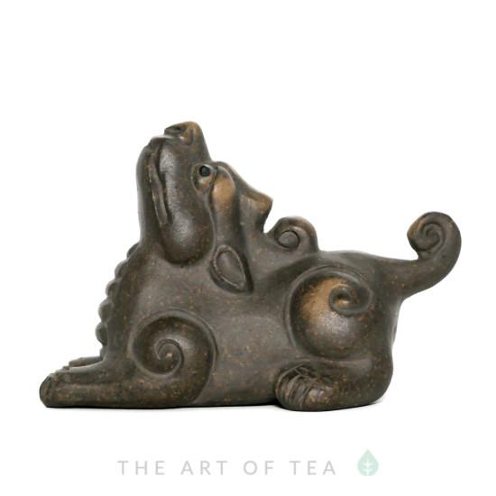 Чайная фигурка Пи Сю 2, глина