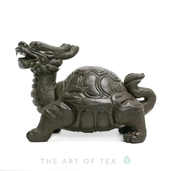 Чайная фигурка Дракон Гигант, глина
