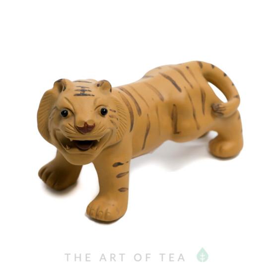 Чайная фигурка Тигр, глина
