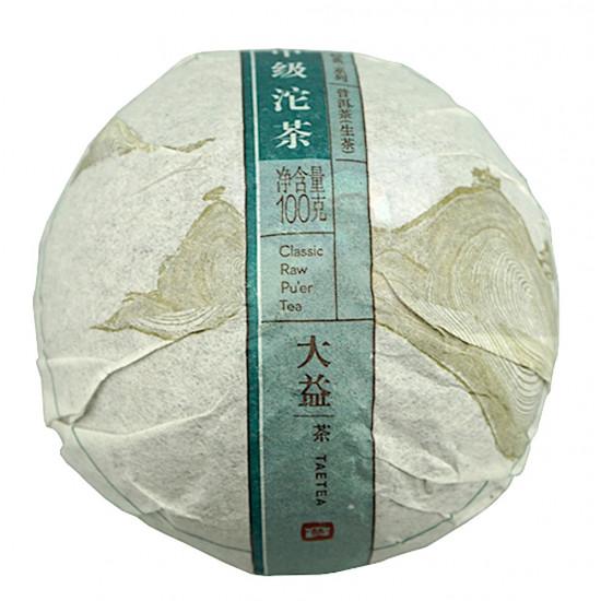 """Мэнхай """"Да И"""" Цзя Цзы То Ча, 2016 г., 100 гр"""