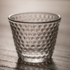 Пиала Рельеф 248, отбивное стекло, 75 мл