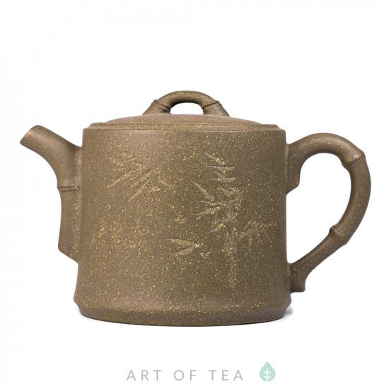 Чайник из исинской глины т443, 210 мл
