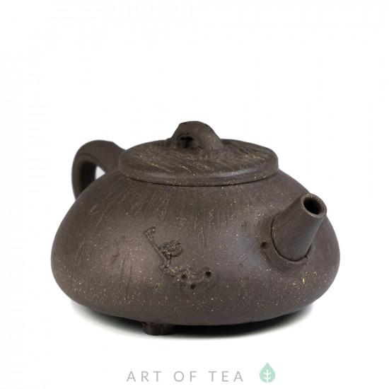 Чайник из исинской глины т447, 180 мл