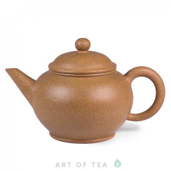 Чайник из исинской глины т465, 130 мл