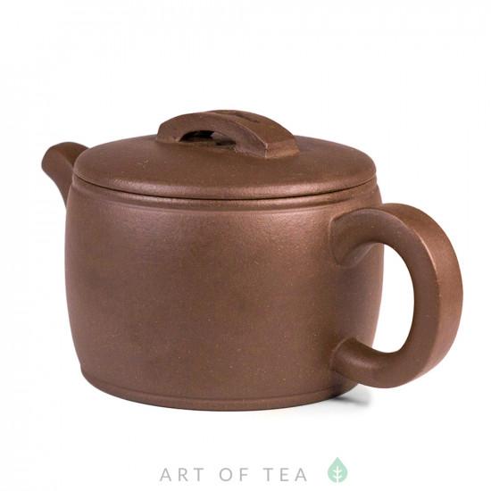 Чайник из исинской глины т486, 180 мл
