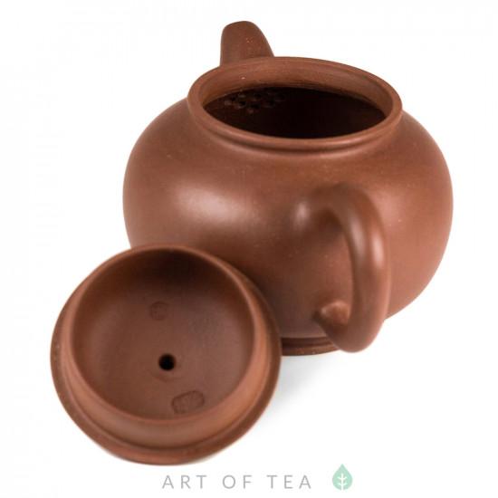 Чайник из исинской глины т481, 170 мл