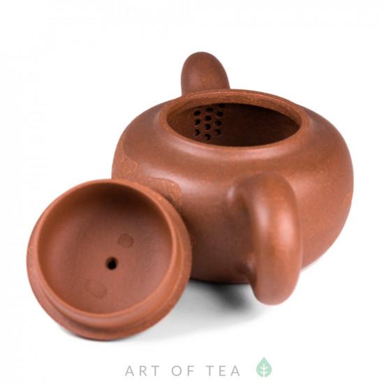 Чайник из исинской глины т439, 260 мл