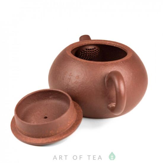 Чайник из исинской глины т463, 200 мл