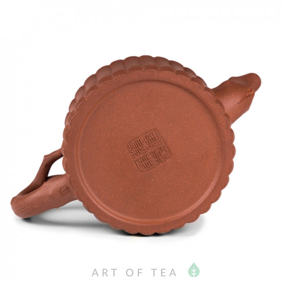 Чайник из исинской глины т464, 160 мл