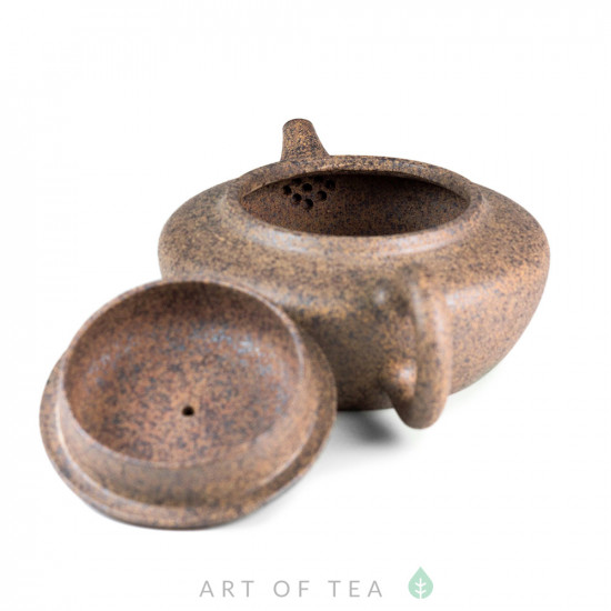 Чайник из исинской глины т451, 270 мл