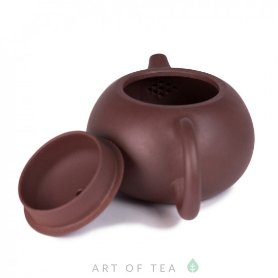 Чайник из исинской глины т475, 280 мл