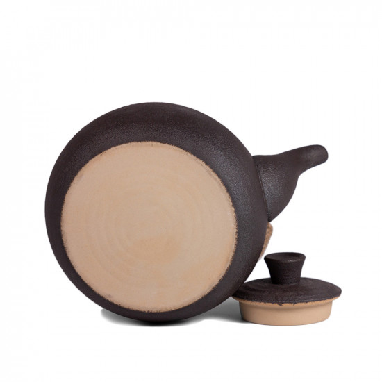 Чайник для воды, огнеупорная керамика, чёрный #2