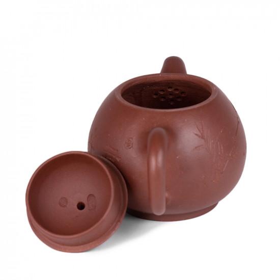 Чайник из исинской глины т485, 170 мл