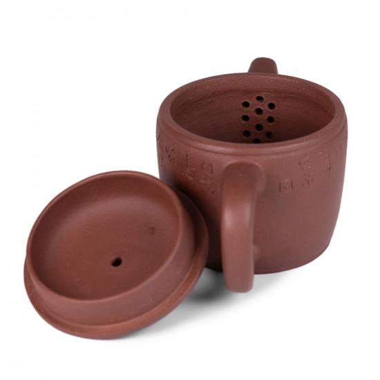 Чайник из исинской глины т489, 150 мл