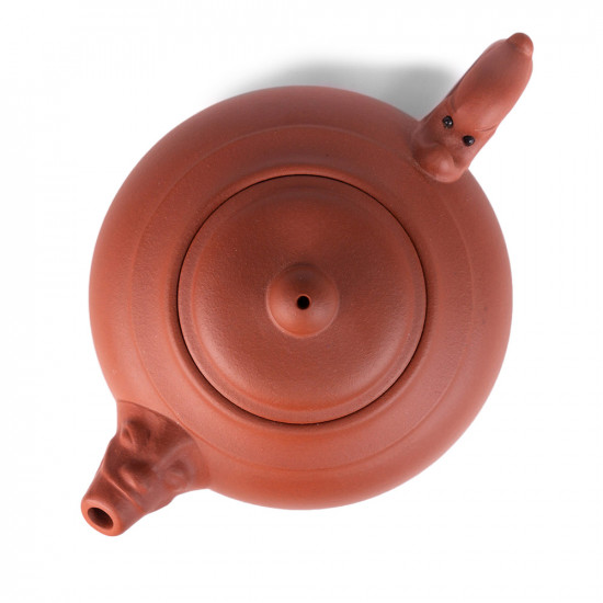 Чайник из исинской глины т492, 380 мл