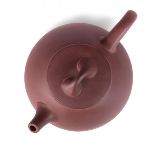 Чайник из исинской глины т491, 300 мл