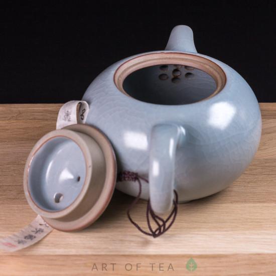 Чайник Кракелюр к1230, керамика, 200 мл