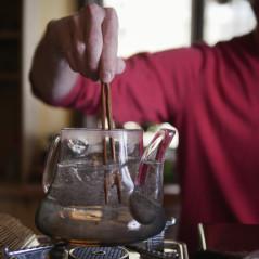 Варка чая на открытом огне (методом Лу Юя)