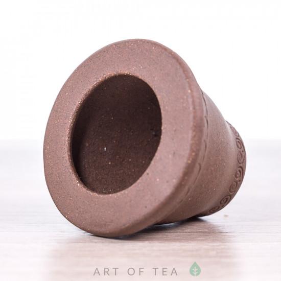 Подставка под крышку чайника, глина, 5 см