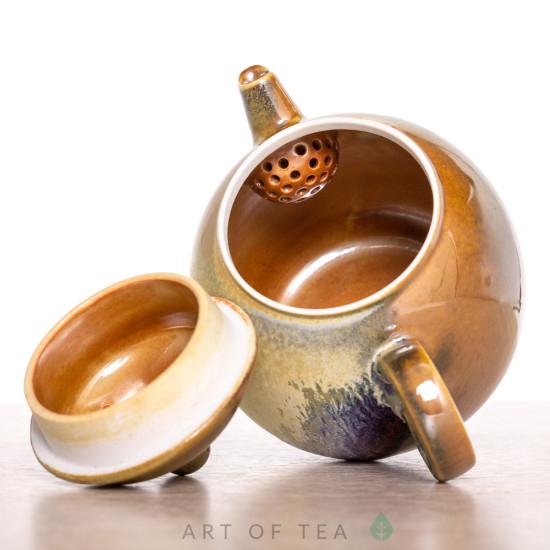 Чайник Морские переливы 216, Цзиндэчжэнь, 210 мл
