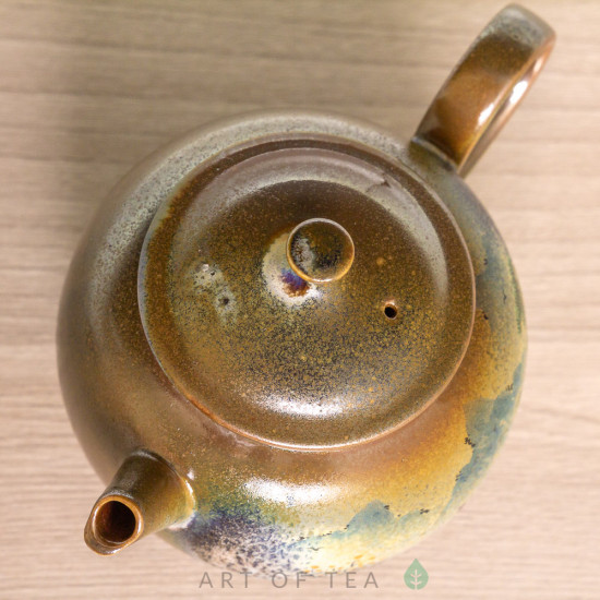 Чайник Путник на мосту 227, Цзиндэчжэнь, 230 мл