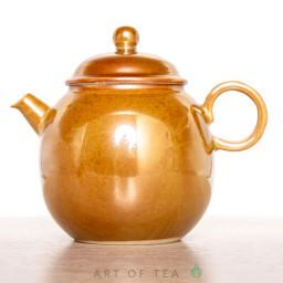 Чайник Золотой песок 232, Цзиндэчжэнь, 220 мл