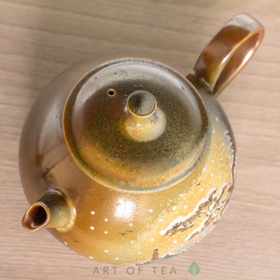 Чайник Зимнее утро 225, Цзиндэчжэнь, 210 мл
