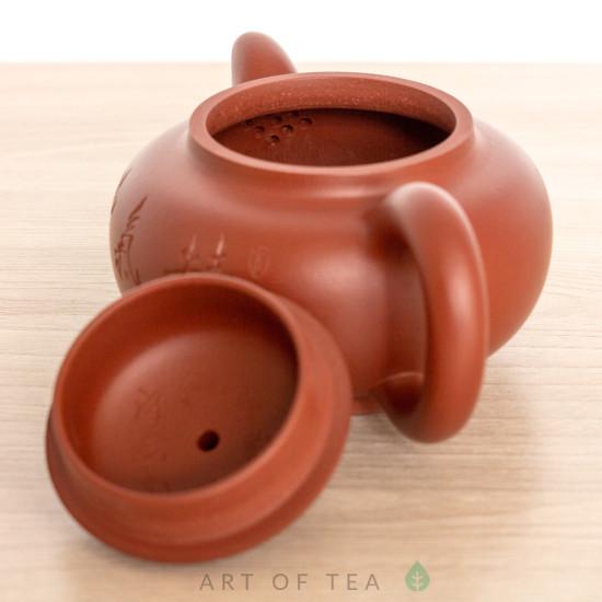 Чайник из исинской глины т718, 200 мл