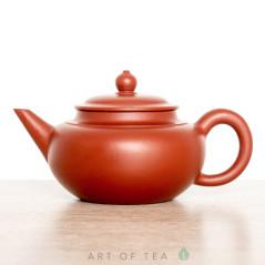 Чайник из исинской глины т716, 190 мл