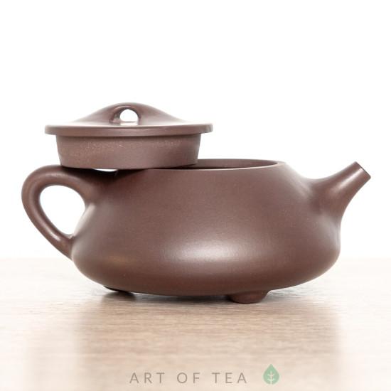 Чайник из исинской глины т698, 250 мл