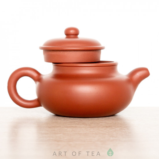 Чайник из исинской глины т707, 240 мл