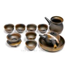 Набор для чайной церемонии s16, Тайваньский Стиль, 10 предметов