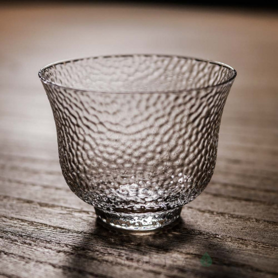 Пиала Рельеф 355, отбивное стекло, 75 мл