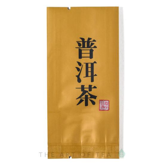 Пакет для чая малый, Пуэр Ча, 5*11 см