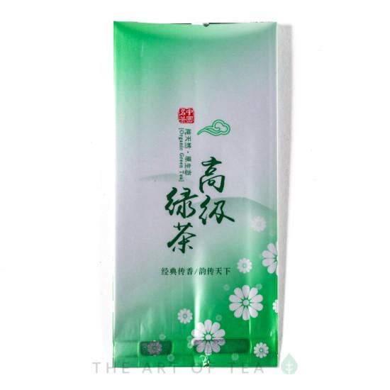 Пакет для чая малый, с цветами, 5*11 см