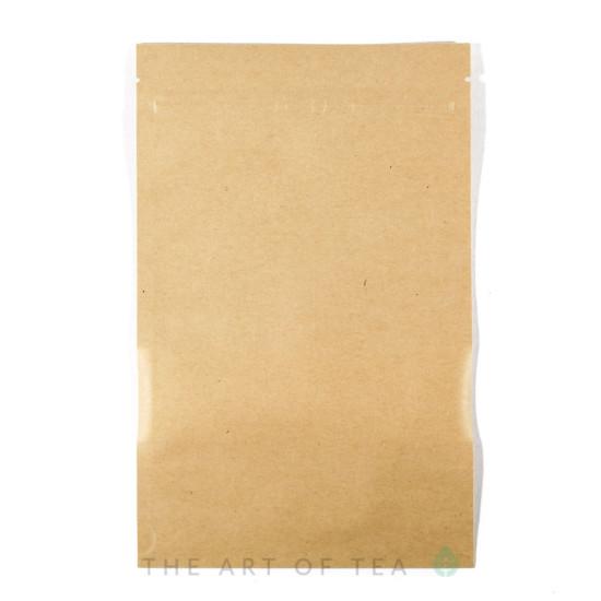 Пакет зип с окном, малый, 9*14 см