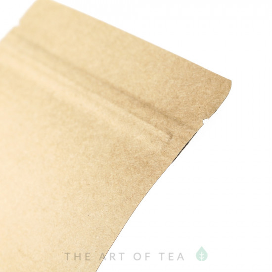 Пакет зип, крафт-фольга, узкие, 11*18,5 см